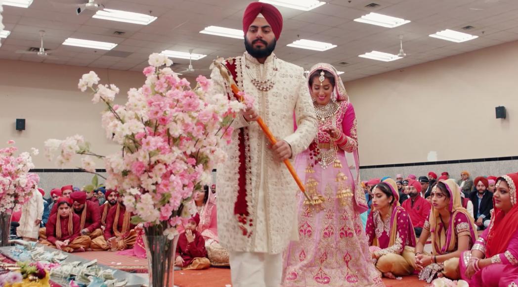 Gana sikh wedding